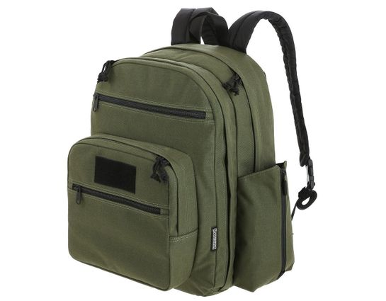 Maxpedition Prepared Citizen Deluxe Backpack, OD Green