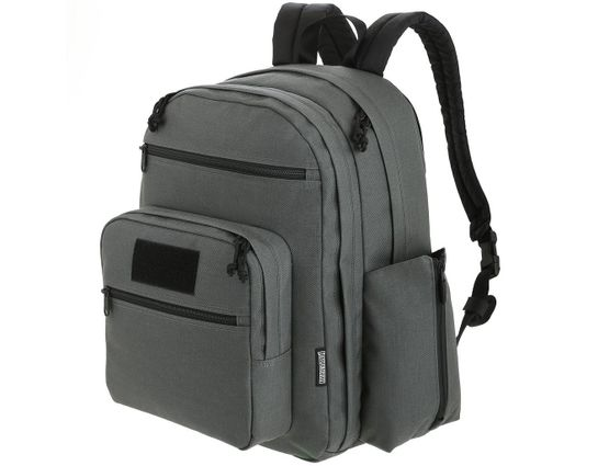 Maxpedition Prepared Citizen Deluxe Backpack, Wolf Gray