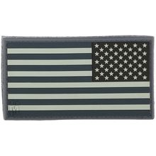 Maxpedition PVC Large Reverse USA Flag Patch, SWAT