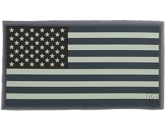 Maxpedition PVC Large USA Flag Patch, SWAT