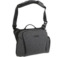 Maxpedition NTTCBLCH Entity Crossbody Bag, Large 14L, Charcoal