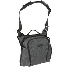 Maxpedition NTTCBSCH Entity Crossbody Bag, Small 9L, Charcoal