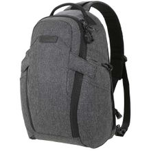 Maxpedition NTTSL16CH Entity 16 CCW-Enabled EDC Sling Pack 16L, Charcoal
