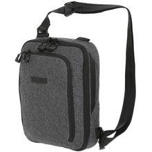 Maxpedition NTTSLTSCH Entity Tech Sling Bag, Small7L, Charcoal