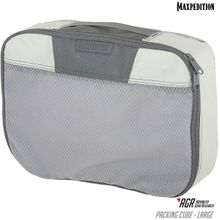 Maxpedition PCLGRY AGR Advanced Gear Research Packing Cube Large, Gray