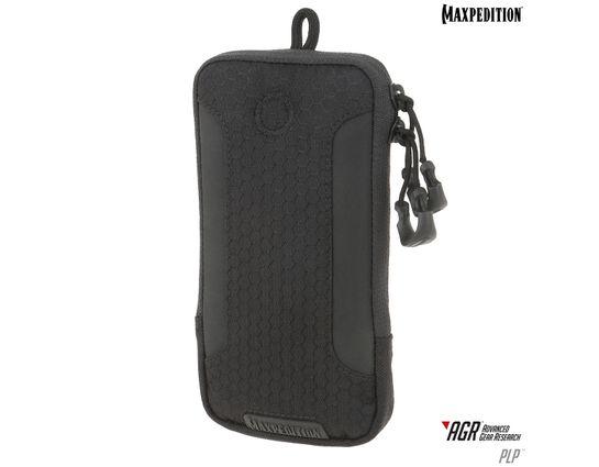 Maxpedition PLPBLK AGR Advanced Gear Research PLP iPhone 6s Plus Pouch, Black