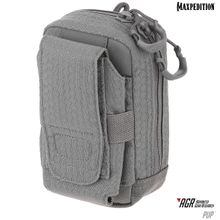 Maxpedition PUPGRY AGR Advanced Gear Research PUP Phone Utility Pouch, Gray