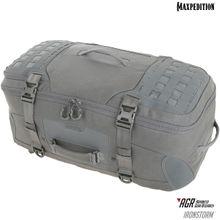 Maxpedition RSMBLK AGR Advanced Gear Research Ironstorm Adventure Travel Bag, Gray