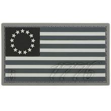 Maxpedition US76S PVC 1776 US Flag Patch, SWAT