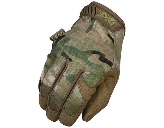 Mechanix Wear Original Glove, XX-Large (Size 12), Multicam