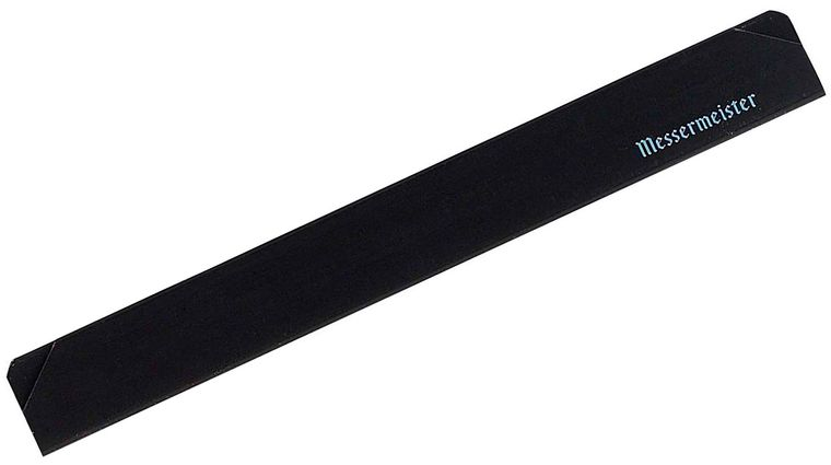 Messermeister 10 inch Slicer Edge Guard, Black