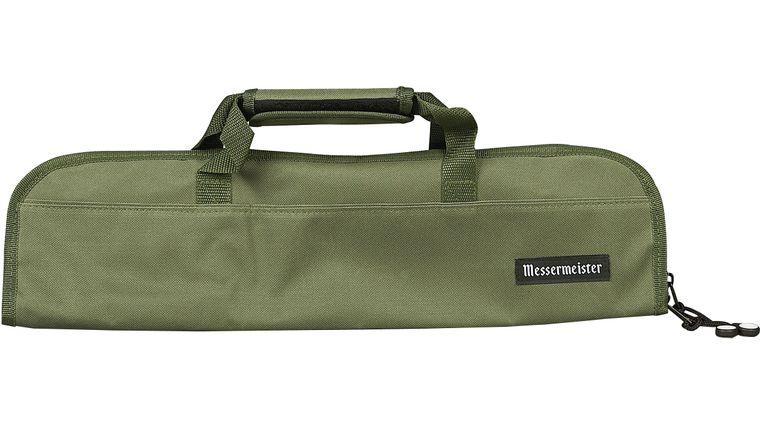 Messermeister 5 Pocket Olive Knife Bag