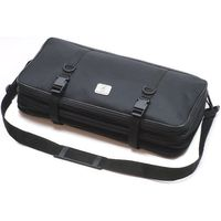 Mercer Cutlery Triple-Zip Knife Case / Bag, Holds up to 30 Pieces
