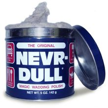 Nevr-Dull Magic Wadding Metal Polish, 5 oz. Can