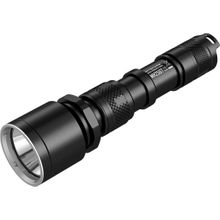 NITECORE Multi-Task Hybrid MH25GT Rechargeable Flashlight, Black, Max 1000 Lumens