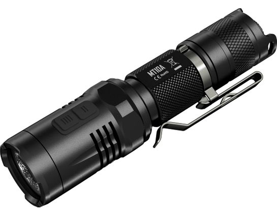 NITECORE Multi-Task MT10A AA LED Flashlight, 920 Max Lumens