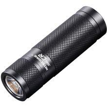 NITECORE SENSCR Mini CR123A LED Flashlight, 190 Max Lumens