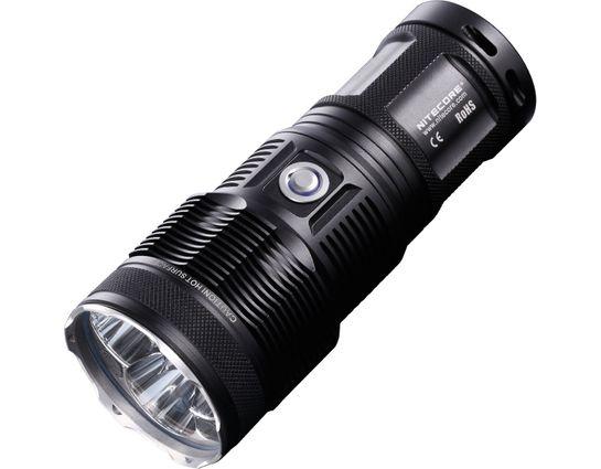 NITECORE TM15 Tiny Monster Series Rechargeable CR123A LED Flashlight, 2450 Max Lumens