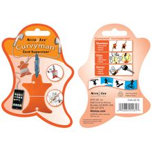 Nite Ize Curvyman Cord Supervisor, Orange (CVM-03-19)