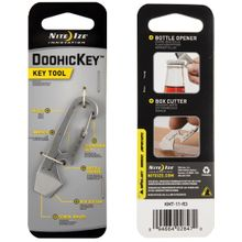 Nite Ize DoohicKey Keychain Multi-Tool (KMT-11-R3)