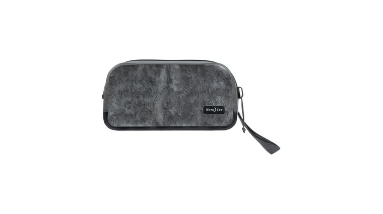 Nite Ize RunOff Waterproof Toiletry Bag with TRU Zip Technology