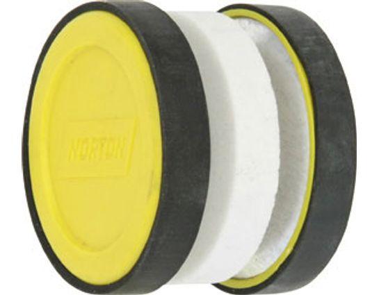 Norton Rolling Wheel Knife Sharpener, 1-7/8 inch Diameter