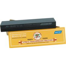 Norton 8 inch Pike Crystolon Sharpening Stone 8 inch x 2 inch x 1/2 inch