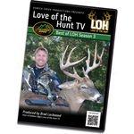 Outdoor Edge DVD Best of Love of the Hunt TV Season 3