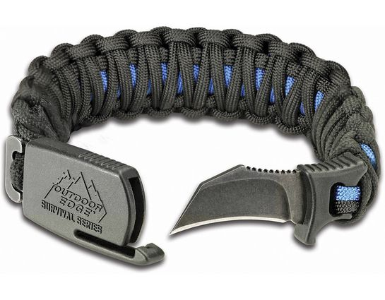 Outdoor Edge Para-Claw, Large, Thin Blue Line