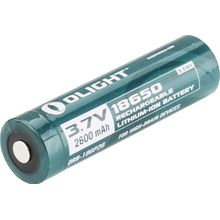 Olight 2600mAh-18650 Rechargeable Lithium-Ion Battery