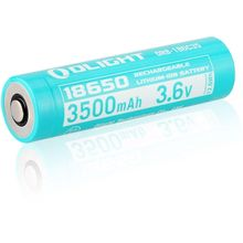 Olight 3500mAh-18650 Rechargeable Lithium-Ion Battery