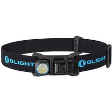 Olight  H1R Nova Rechargeable LED Headlamp, Cool White, 600 Max Lumens