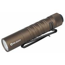 Olight i5T EOS EDC LED Flashlight, Desert Tan, 300 Max Lumens (1 x AA)