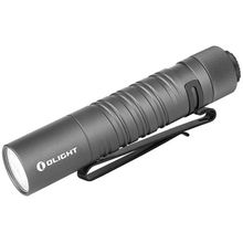 Olight Limited Edition i5T EOS EDC LED Flashlight, Gunmetal Gray, 300 Max Lumens (1 x AA)