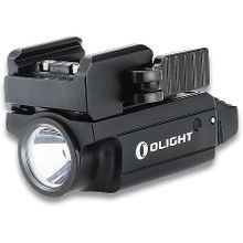 Olight PL-MINI 2 Valkyrie Compact LED Weaponlight, 600 Max Lumens, Black