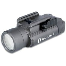 Olight PL-PRO Valkyrie Compact LED Weaponlight, 1500 Max Lumens, Gunmetal Gray Limited Edition