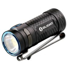 Olight S1 MINI HCRI Baton Cree XP-G3 CW 1 x RCR123A LED Flashlight, 450 Max Lumens
