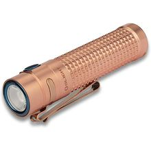 Olight S2R II Rechargeable Baton Variable-Output LED Flashlight, Copper, 1150 Max Lumens