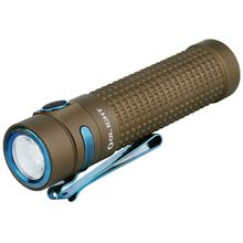 Olight S2R II Rechargeable Baton Desert Tan Variable-Output LED Flashlight, 1,150 Max Lumens