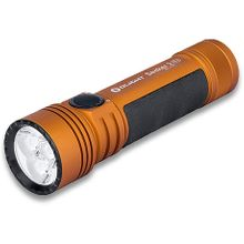 Olight Limited Edition Seeker 2 Pro L-Dock Rechargeable On-the-Go LED Flashlight, Orange, 3200 Max Lumens