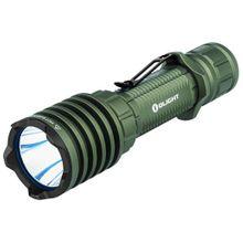 Olight Warrior X Pro Tactical LED Flashlight, OD Green, 2250 Max Lumens (1 x 21700)