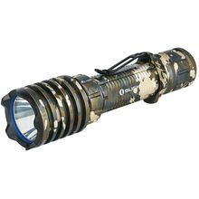 Olight Warrior X Pro Tactical LED Flashlight, Desert Camo, 2250 Max Lumens (1 x 21700)