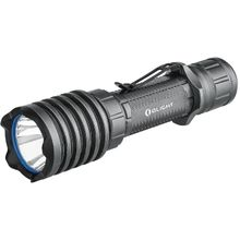 Olight Warrior X Pro Tactical LED Flashlight, Gunmetal Gray, 2250 Max Lumens (1 x 21700)