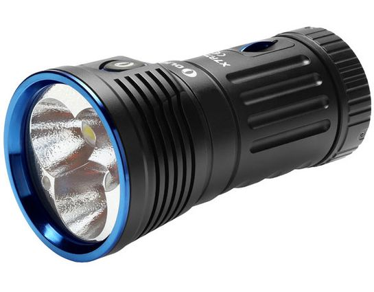 Olight X7R Marauder Variable-Output Rechargeable LED Flashlight, 12,000 Max Lumens