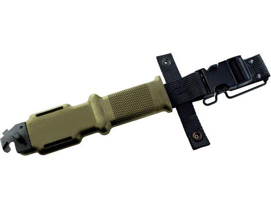 Ontario Sheath (Scabbard) Fits M9 Bayonet, OD Green