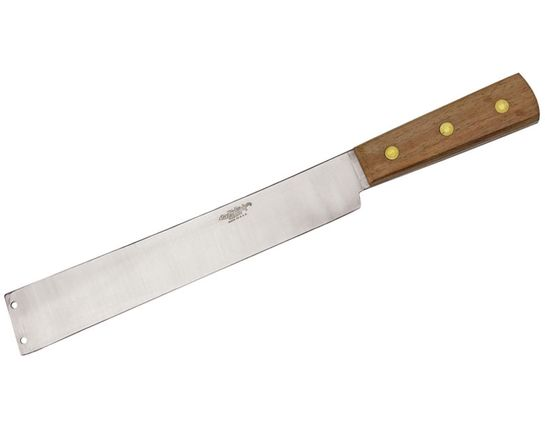 Ontario Field Knife 11 inch Blade, Hardwood Handle