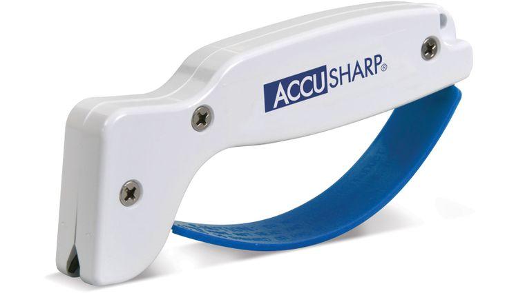 Accusharp 001 V Sharp Tungston Carbide Replaceable Blade Sharpener
