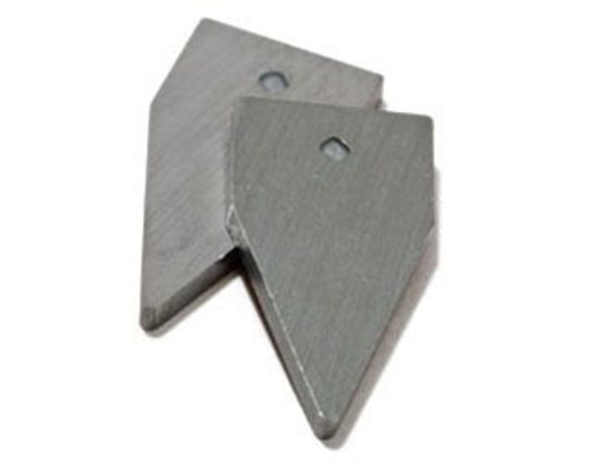 Accusharp 003 Replacement Tungsten Carbide Blades for Accusharp Sharpeners