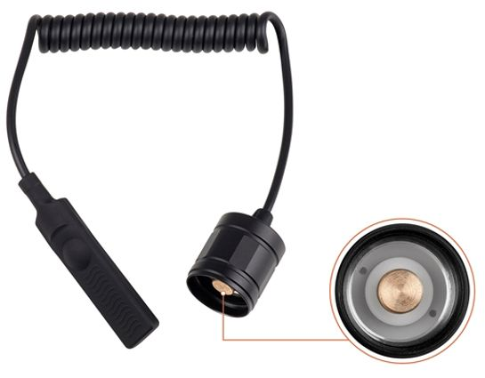 AceBeam ARPS-R01 Remote Pressure Switch Fits T16S/T21