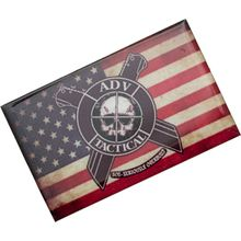 Andre De Villiers Knives ADV Tactical Velcro Patch